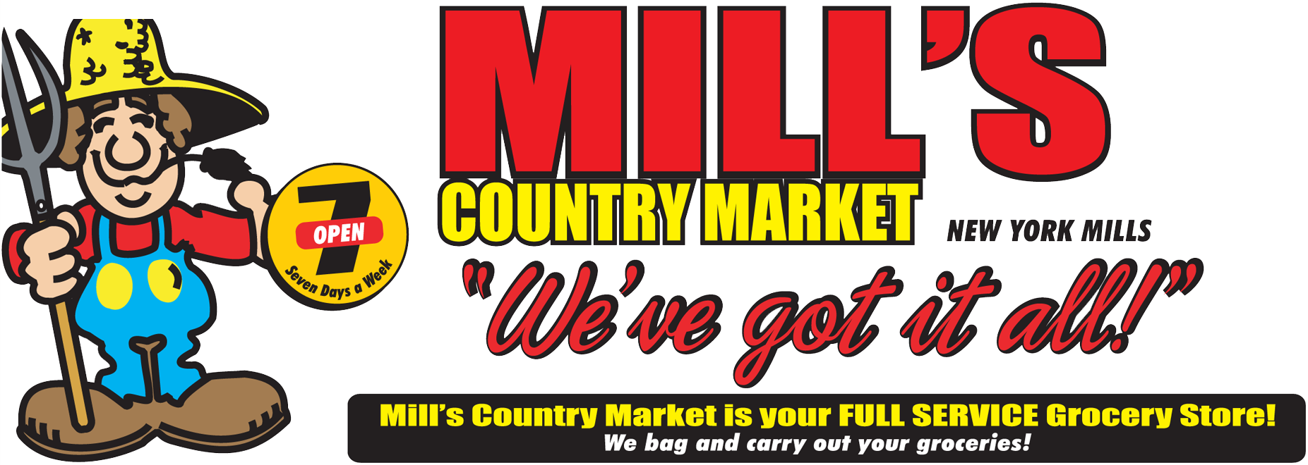 Mills Country Market